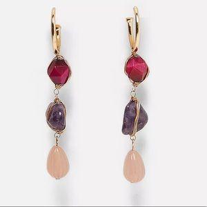 Zara | drop earrings